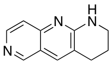 1,2,3,4-Tetrahydropyrido[4,3-b][1,8]naphthyridine