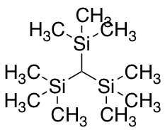 Tris-trimethylsilanyl-methane
