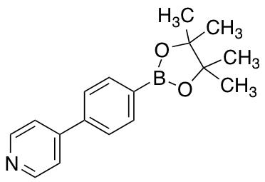 4-(4-(4,4,5,5-Tetramethyl-1,3,2-dioxaborolan-2-yl)phenyl)pyridine