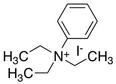 Triethylphenylammonium Iodide