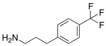 4-(Trifluoromethyl)benzenepropanamine
