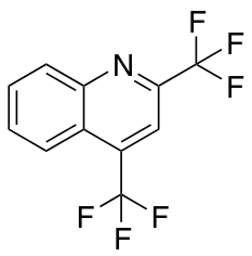 2,4-Bis(trifluoromethyl)quinoline