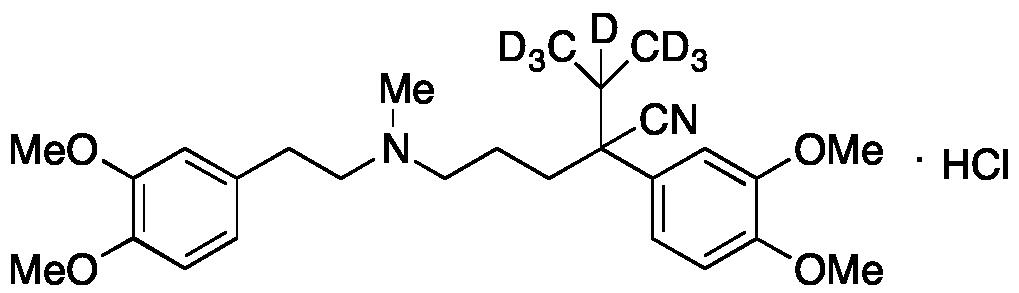 Verapamil-d7 Hydrochloride