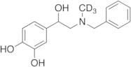 N-Benzyl Epinephrine-d3