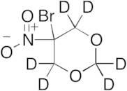5-Bromo-5-nitro-1,3-dioxane-d6