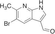 5-Bromo-3-formyl-6-methyl-7-azaindole