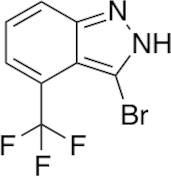 3-Bromo-4-trifluoromethyl (1H)Indazole