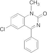 6-Chloro-1-methyl-4-phenyl-2(1H)-quinazolinone