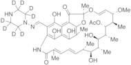N-Demethyl Rifampicin-d8