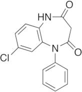 N-Desmethyl Clobazam