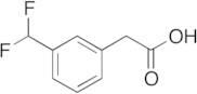 3-(Difluoromethyl)benzeneacetic Acid