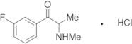 3-Fluoroephedrone Hydrochloride