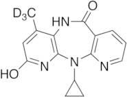 2-Hydroxy Nevirapine-d3