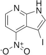 3-Iodo-4-nitro-7-azaindole