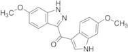 3-(6-Methoxy)indolyl-3-(6-methoxy)indazolyl methone