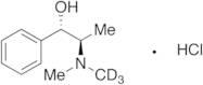 rac-Methyl Ephedrine-d3 Hydrochloride