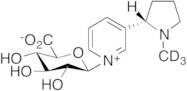 (S)-Nicotine-d3 N--D-Glucuronide