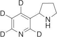 (R,S)-Nornicotine-d4
