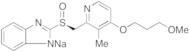 (S)-Rabeprazole Sodium Salt