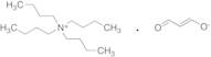 N,N,N-Tributyl-1-butanaminium Salt with (E)-3-Hydroxy-2-propenal