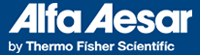 Alfa Aesar By Thermo Fisher Scientific logo