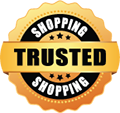 Trusted shopping logo